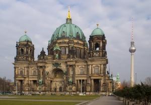 Berlín - Berlínská katedrála